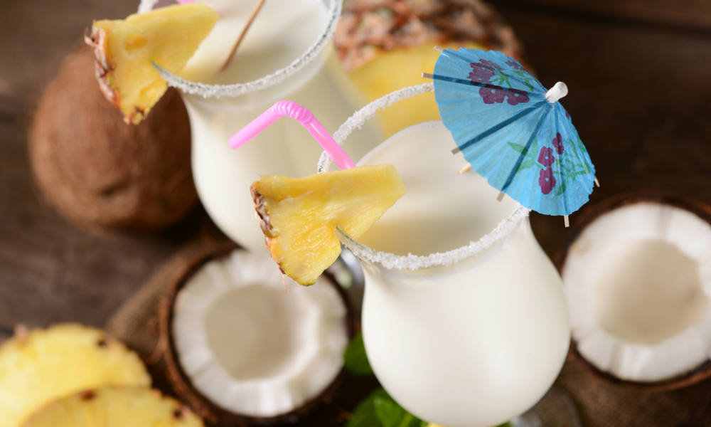 Pina Colada History and Origin