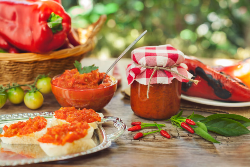 How to Make Ajvar