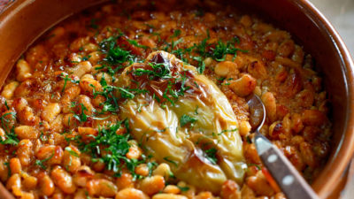 What Is Prebranac (Serbian Baked Beans) and How to Prepare It