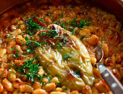What Is Prebranac (Serbian Baked Beans) and How to Prepare It?