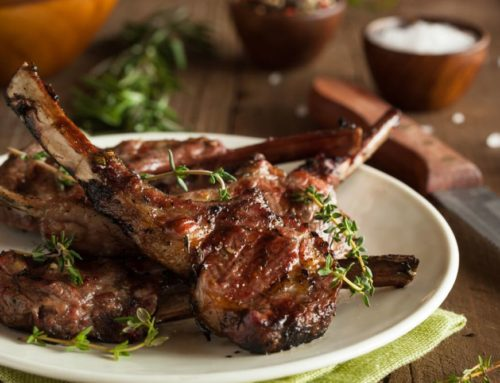 Lamb Chops with Garlic & Herbs – Best Recipe